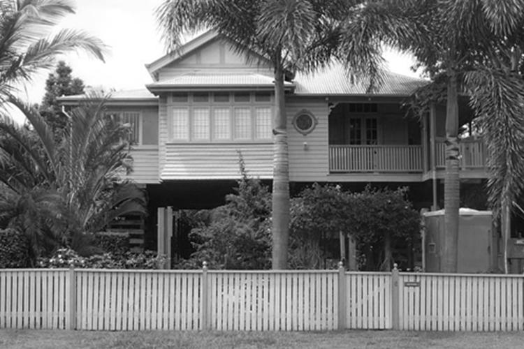 Before Snapshot Of A Queenslander Renovation Project