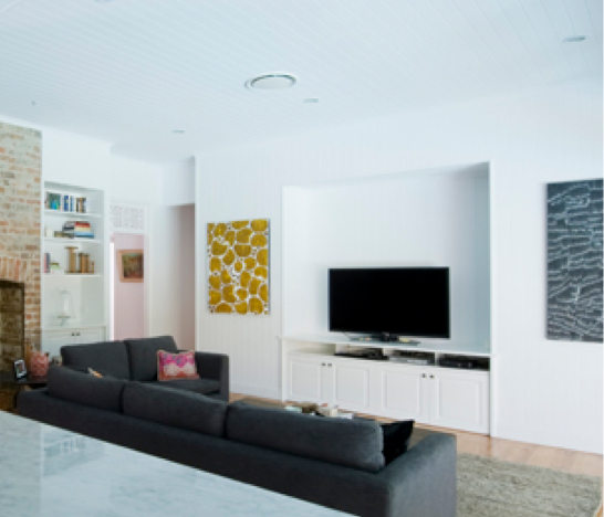Living Area Renovation By Homes 4 Living