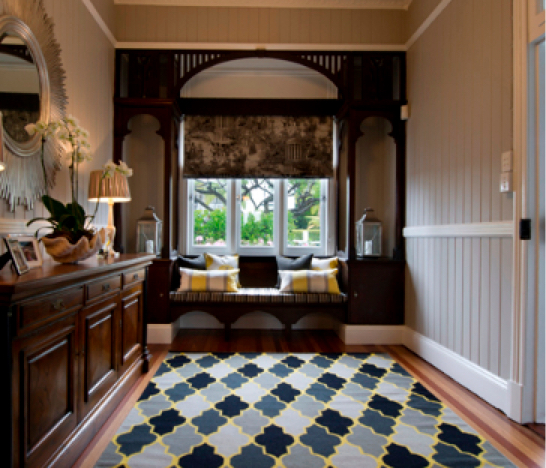 Front Entrance Interior After Renovation By Homes 4 Living