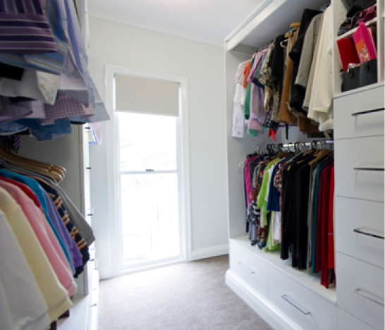 Walk-in Robes Renovation By Homes 4 Living