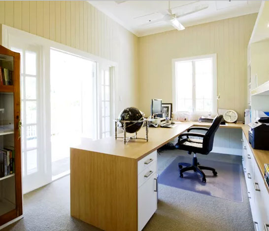 Home Office Renovation By Homes 4 Living