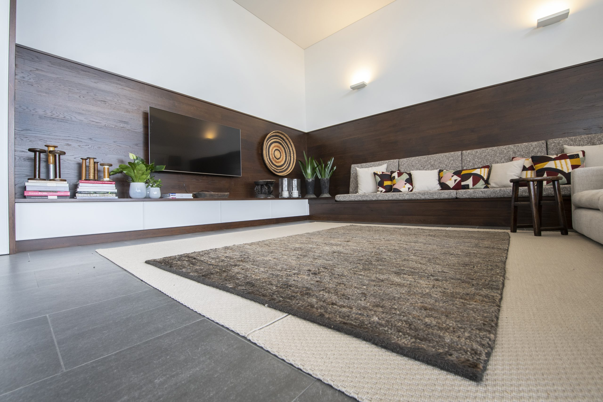 luxury home brisbane - entertainment area