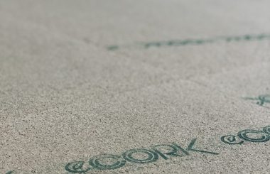 What is cork flooring good for?